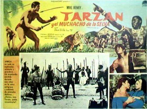 Jungle Boy - Tarzan Boy